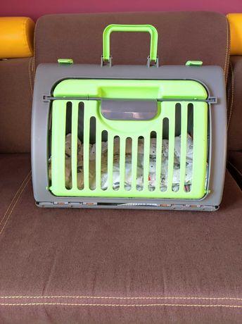 Transporter do przewozu zwierząt do 10kg.