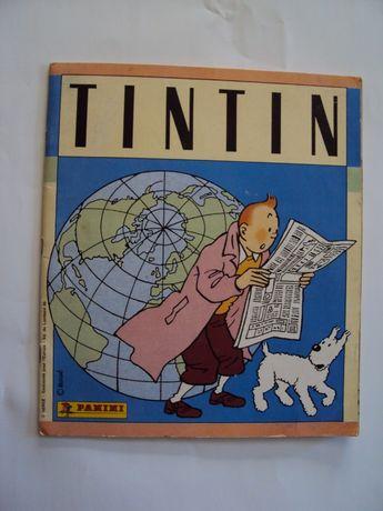 Caderneta Tintin - PANINI