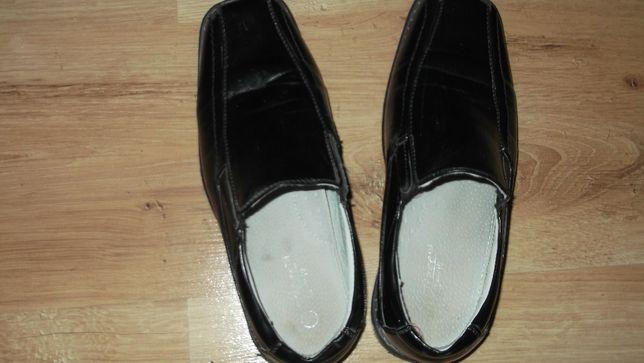 Buty chłopięce rozmiar 35.