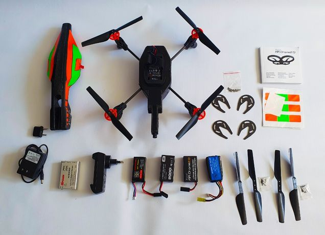 Дрон Квадрокоптер Parrot AR. Drone 2.0 + Большой комплект!