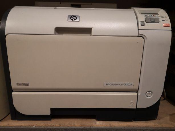 Drukarka HP Color Laser Jet CP2025