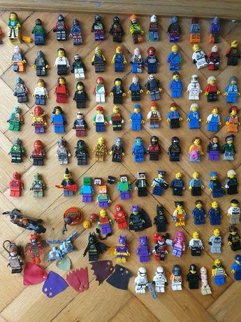 LEGO figurki, Batman, Minecraft, star Wars, Ninjago, city + akcesoria