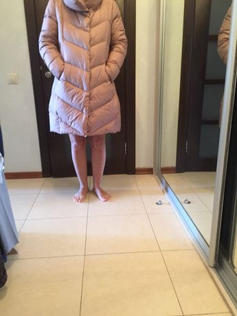 Продам зимний пуховик , Италия