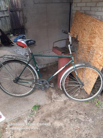 Велосипед взрослый аист