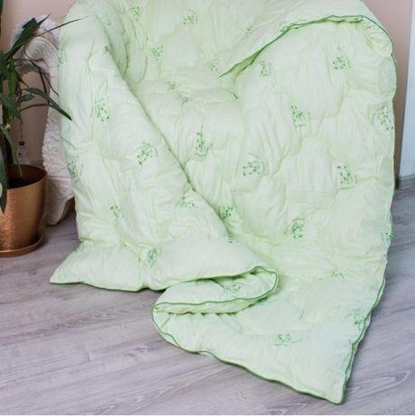 Одеяло бамбук зимове гіпоалергенне можна прати БЕЗКОШТОВНА доставка