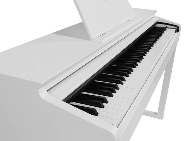 pianino cyfrowe Medeli DP-280-K WH klawiatura młoteczkowa wymyk DP280K