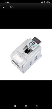 Частотник AT1-2200X 2.2KW 220 PWM Управляющий инвертор 1-фазный вход 3