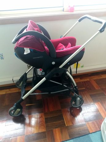 """babycoqque """"ovo"""" e carrinho Bebé confort"""