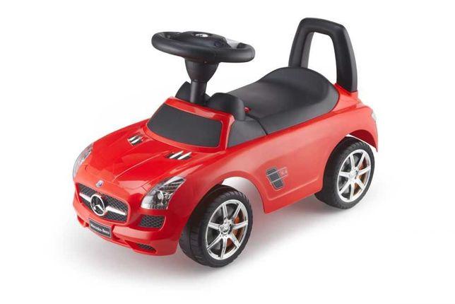 Jeździk, pchacz Mercedes SLS odpychacz