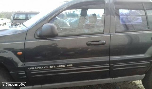 Porta Frente Esquerdo Jeep Grand Cherokee Ii (Wj, Wg)