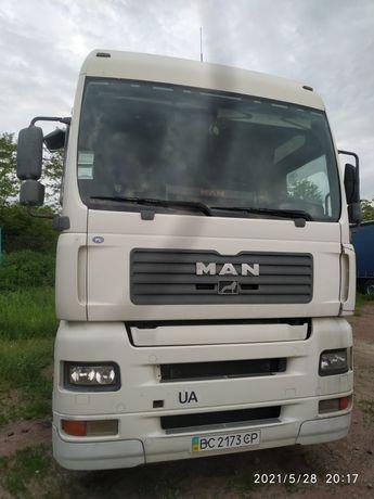Продається тягач МАН ТГА 410
