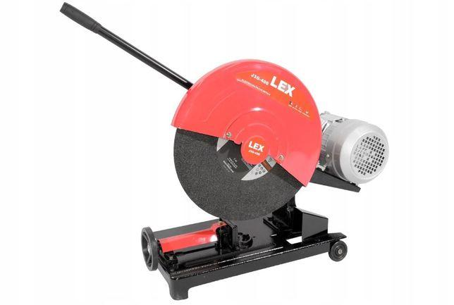 Przecinarka do metalu 4000w 400v piła ukośnica 4kw 400mm LEX szlifierk