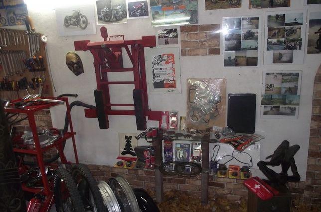 Podnosnik ( 300 kg udzwig ) motocykle rowery