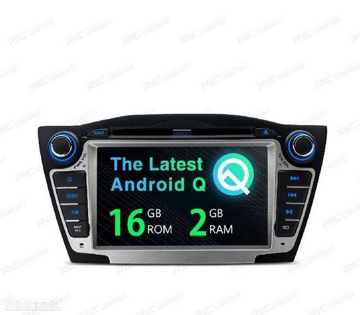 AUTO RADIO GPS ANDROID 10 HYUNDAI IX35 09-15