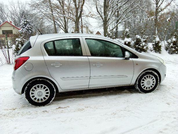 Opel Corsa D klimatyzacja