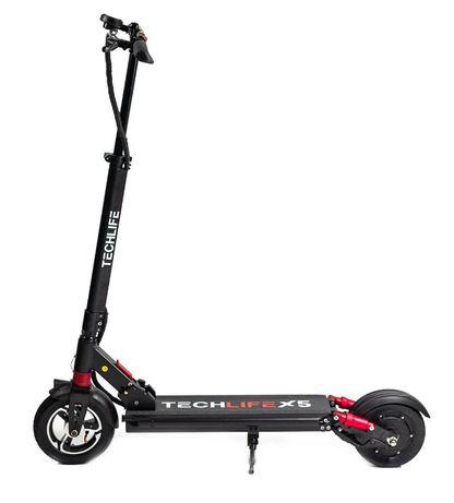 Hulajnoga elektryczna Techlife X5 premium 40 km/h 350W