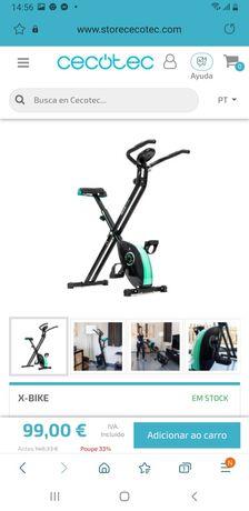 Bicicleta sport cecotec X