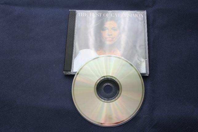 The best of Carly Simon - płyta CD