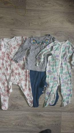 Цена за всё Человечек слип пижама George Mothercare