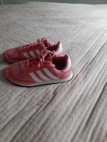 Adidasy dziewczece rozmiar 34