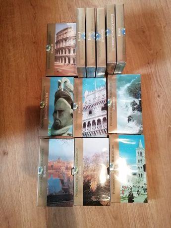 50 Cassetes VHS - Património da Humanidade
