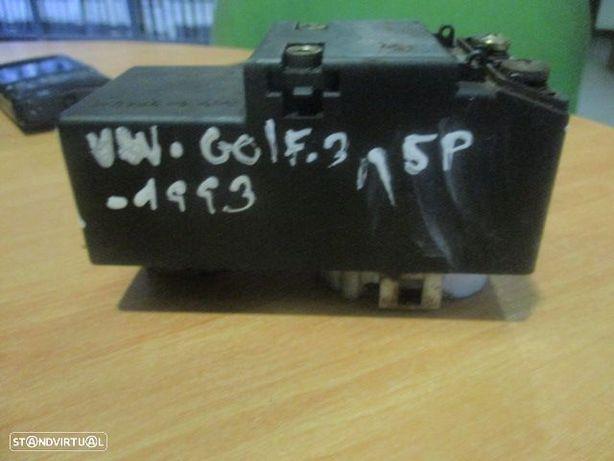 Modulo 1H0919506A VW / GOLF 3 / 1993 / 5P / Relé, temporizador do ventilador do radiador /