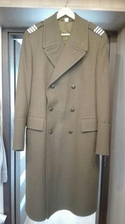 Płaszcz galowy zielony