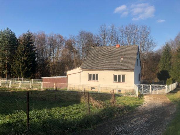 Dom pod Lasem 7 km od Wadowic .