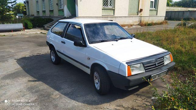 ВАЗ 2108 Восьмерка.