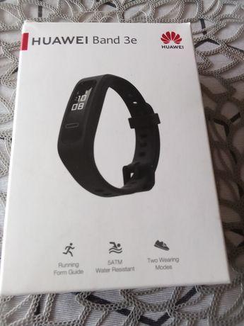 Smart and Huawei Band 3e nowa