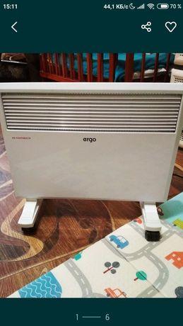 Обогреватель (конвектор) электрический ERGO HC-1715 доставка безплатно