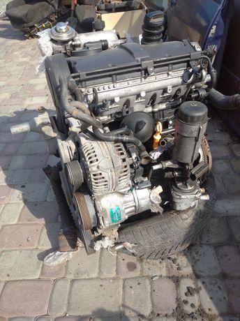 Двигатель 1,9 tdi vw golf4 насос форсунка