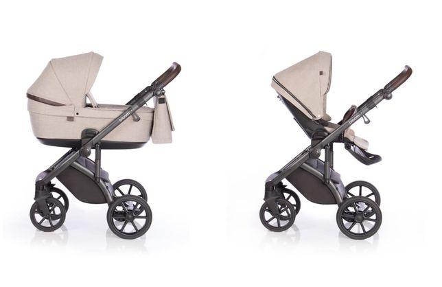 ROAN BLOOM wózek dziecięcy 2w1 Truffle