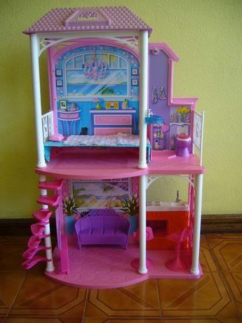 Barbie casa de praia 2 andares