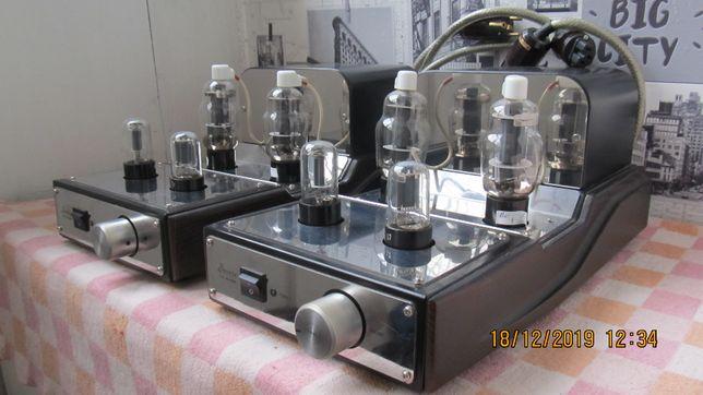 Encore NCR-VTM021 ламповый интегральный усилитель (2 моно-блока)