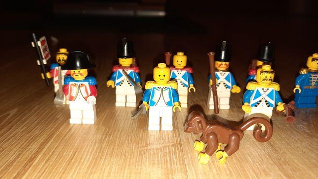 Lego figurki pirates piraci admirał kapitan