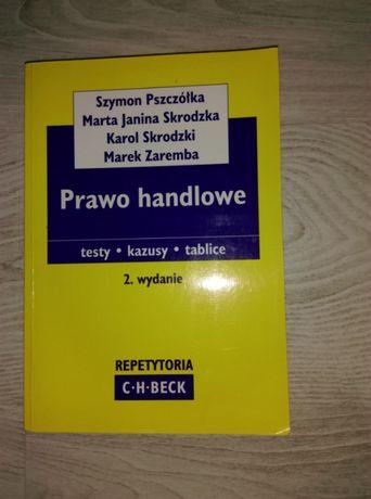 Książka Prawo handlowe 20 zł