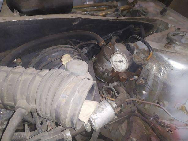 ГБО 4 Метан 2.4 литра