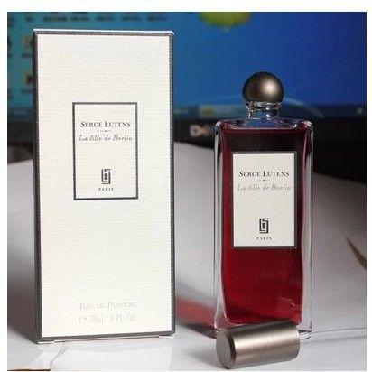 Serge lutens la fille de berlin ,50 мл, ниша. парфюм.оригинал!