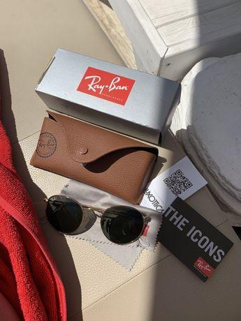 Ray ban солнцезащитные очки круглые