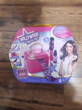 HIT! Modna zabawka Salon Fryzjerski Hollywod dla dziewczynek TANIO