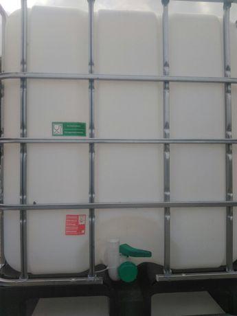 zbiornik na wodę 1000l 220l rsm paliwo