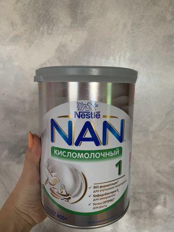Кисломолочний Nan 1 400 грам