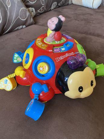 Развивающая игрушка, сортер