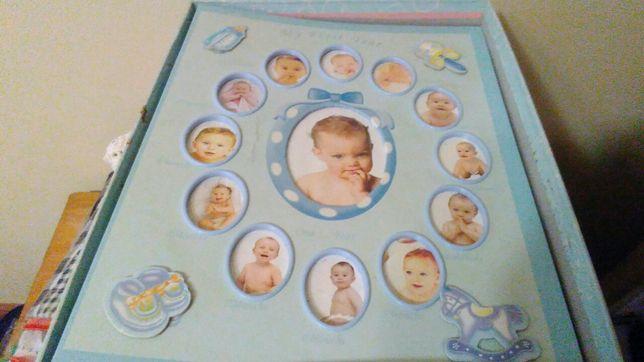 Álbum de bebê