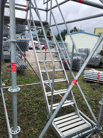 Rusztowanie modułowe PDM schodnia!! podstawa 150x250