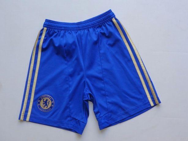 Adidas Climacool + Predator spodenki sportowe + t-shirt r. 9-10 lat