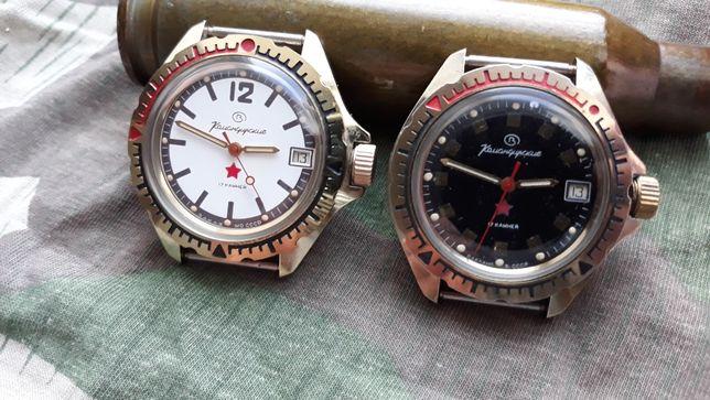 Часы Восток Командирские 2414 после ТО