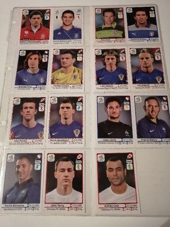 Pack cromos Euro 2012