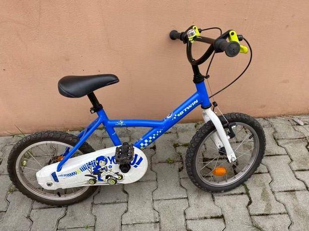 Rower dla 5-6 latka b'twin